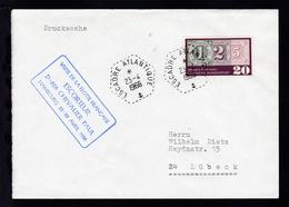 ESCADRE ATLANTIQUE 23.4.1966 + R4 VISITE DE LA FLOTTE FRANCAISE  - Non Classés