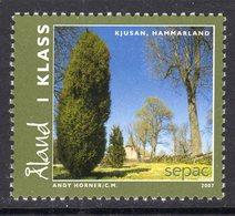 Aland 2007 Scenery V, MNH (EU) - Aland