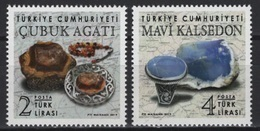 Turkey (2019) - Set - /  Minerals - Mineraux - UNUSUAL Touch - Mineralien