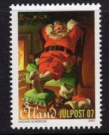 Aland 2007 Christmas, MNH (EU) - Aland