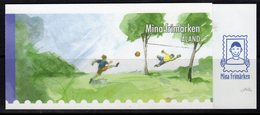 Aland 2007 Girls Football Booklet Of 8, MNH (EU) - Aland
