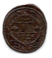 Stadt Soest  -  3 Pfennig 1741  - état TB+ - [ 1] …-1871 : Stati Tedeschi