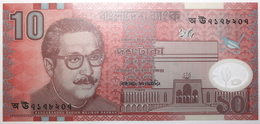 Bangladesh - 10 Taka - 2000 - PICK 35 - NEUF - Bangladesh