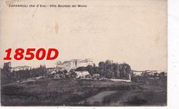 CAPANNOLI ( VAL D' ERA ) - VILLA BOURBON DEL MONTE F/PICCOLO VIAGGIATA - Pisa