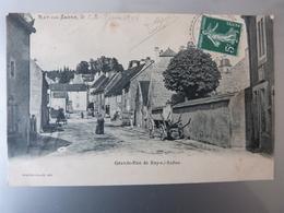 Haute-Saône, Grande-rue De Ray-sur-Saône. - France
