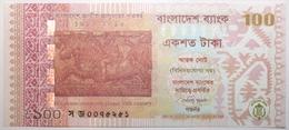 Bangladesh - 100 Taka - 2013 - PICK 63 - NEUF - Bangladesh