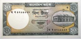 Bangladesh - 20 Taka - 2011 - PICK 48d - NEUF - Bangladesh