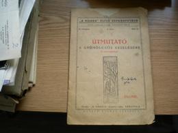 A Munka Olcso Nepkonyvtara Utmutato A Gyimolcs Kezelesere  Szabadka Subotica  32 Pages - Old Books