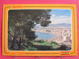 Visuel Très Peu Courant - Espagne - Aguilas - Murcia - La Colonia - Viste Desde El Castillo - Recto-verso - Murcia