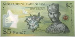 Brunei - 5 Ringgit - 2011 - PICK 36 - NEUF - Brunei
