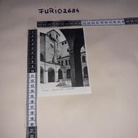 C-92346 PERUGIA CHIOSTRO DELLA CATTEDRALE PANORAMA - Perugia