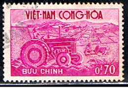 VIET-NAM CONG-HOA 39 //  YVERT 154 // 1961 - Vietnam
