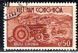 VIET-NAM CONG-HOA 40 //  YVERT 153 // 1961 - Vietnam