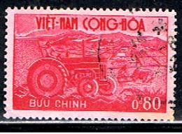 VIET-NAM CONG-HOA 41 //  YVERT 155 // 1961 - Vietnam