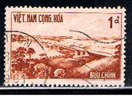 VIET-NAM CONG-HOA 42 //  YVERT 170 // 1961 - Vietnam
