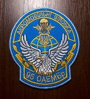 Airborne Patch 95th Airmobile Assault Brigade UKRAINE ARMY Abzeichen Ecusson Parche - Stoffabzeichen