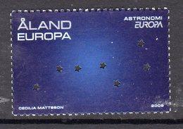 Aland 2009 Europa, Astronomy, MNH (EU) - Aland