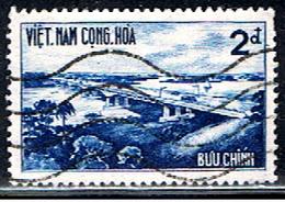 VIET-NAM CONG-HOA 43 //  YVERT 171 // 1961 - Vietnam