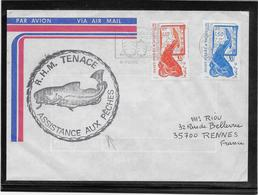 Thème Pêche - Saint Pierre Et Miquelon - Enveloppe - TB - Other