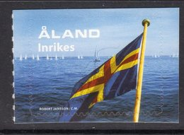 Aland 2009 National Flag, MNH (EU) - Aland