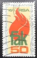 RSA  - (o) Used - Ref 11 - 1979 - 50 Jaar Cultuurvereniging - Afrique Du Sud (1961-...)