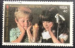 RSA  - (o) Used - Ref 11 - 1979 - Tuberculosebestrijding - Afrique Du Sud (1961-...)