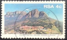 RSA  - (o) Used - Ref 11 - 1979 - 150 Jaar Universiteit Kaapstad - Afrique Du Sud (1961-...)