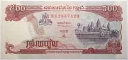 Cambodge - 500 Riels - 1996 - PICK 43a - NEUF - Cambodia