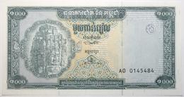 Cambodge - 1000 Riels - 1995 - PICK 44a - NEUF - Cambodia