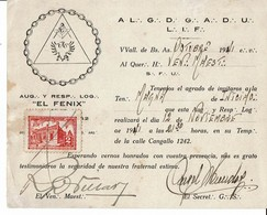 Franc-maçonnerie. Argentine - Franc-Maçonnerie
