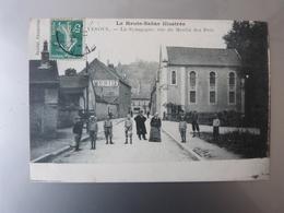 Haute-Saône, Vesoul, La Synagogue, Rue Des Moulins Des Prés. - Vesoul