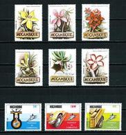Mozambique Nº 851/6-859/61 Nuevo - Mosambik