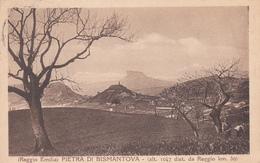 Cartolina - Pietra Di Bismantova, Reggio Emilia. - Reggio Emilia