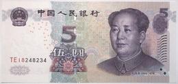 Chine - 5 Yuan - 2005 - PICK 903a.1 - NEUF - Chine