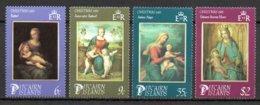 Pitcairn 260 à 263** - Briefmarken