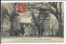 Château Du CLAUD Près SALIGNAC - (écrite De MEUIL - Signée Bordes) 1911 - VENTE DIRECTE X - Frankreich
