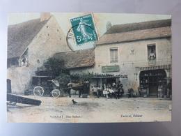 Haute-Saône, Sornay, Bar Tabac. - France