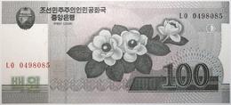 Corée Du Nord - 100 Won - 2008 - PICK 61a - NEUF - Corée Du Nord