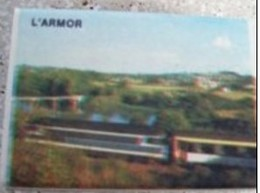 France Boite D'allumettes SEITA Vide - SNCF Train L'armor - Matchboxes