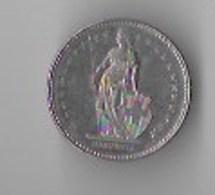 2 FR Suisse 1991 - Suisse