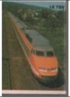 France Boite D'allumettes SEITA Vide - SNCF Train Le TGV - Matchboxes