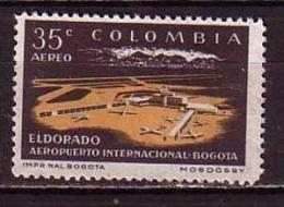 G0315 - COLOMBIA AERIENNE Yv N°345 ** - Colombie