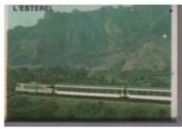 France Boite D'allumettes SEITA Vide - SNCF Train L'esterel - Matchboxes