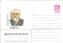 Georgia USSR 1985 Ivan Solomonovich Beritashvili Physiologists Academician - Georgië