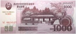 Corée Du Nord - 1000 Won - 2013 - PICK CS15 - NEUF - Korea, Noord