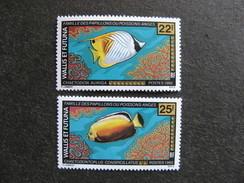 Wallis Et Futuna: TB  Paire N° 437 Et N°438, Neufs XX. - Wallis Und Futuna