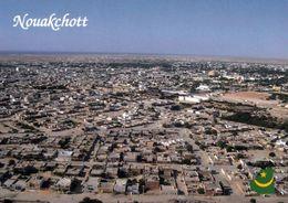 1 AK Mauretanien Mauritania * Ansicht Der Hauptstadt Nouakchott - Luftbildaufnahme * - Mauritania
