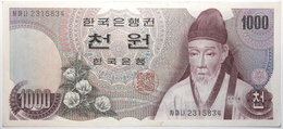 Corée Du Sud - 1000 Won - 1975 - PICK 44 - TTB+ - Korea (Süd-)