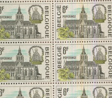 1949 POPERINGEN  1979. Houblon. Hopp Plate Nr 1.  BEER. Feuille De 50ex - Full Sheets
