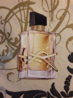 Lingette échantillon **Libre** Yves St Laurent - Perfume Samples (testers)